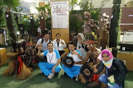 Kamoro Cultural Exhibition