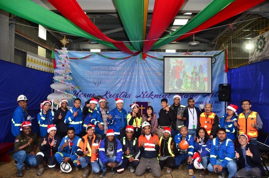 Joyful Christmas Celebrations at PTFI