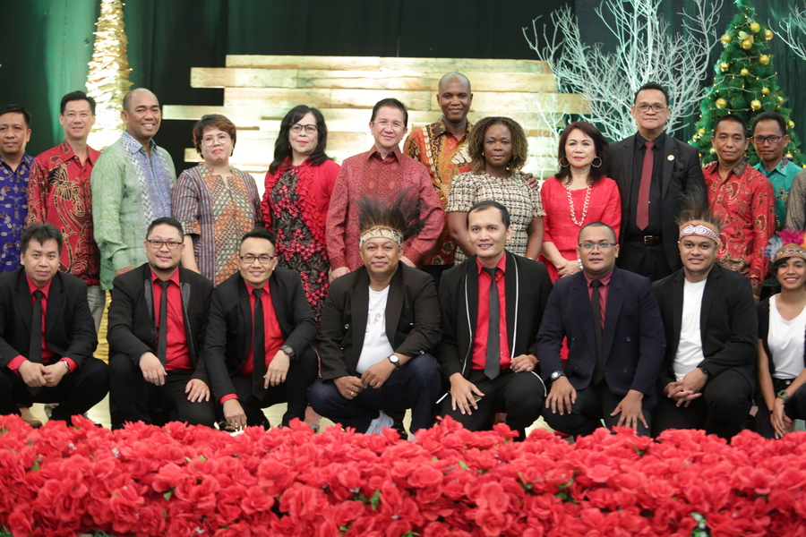 The Joy of Christmas Celebrations at PTFI