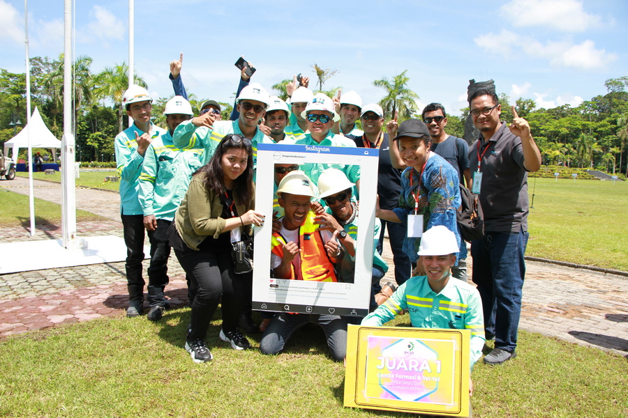 The 2020 National OH&S Month (BK3N) was officially launched for PTFI community