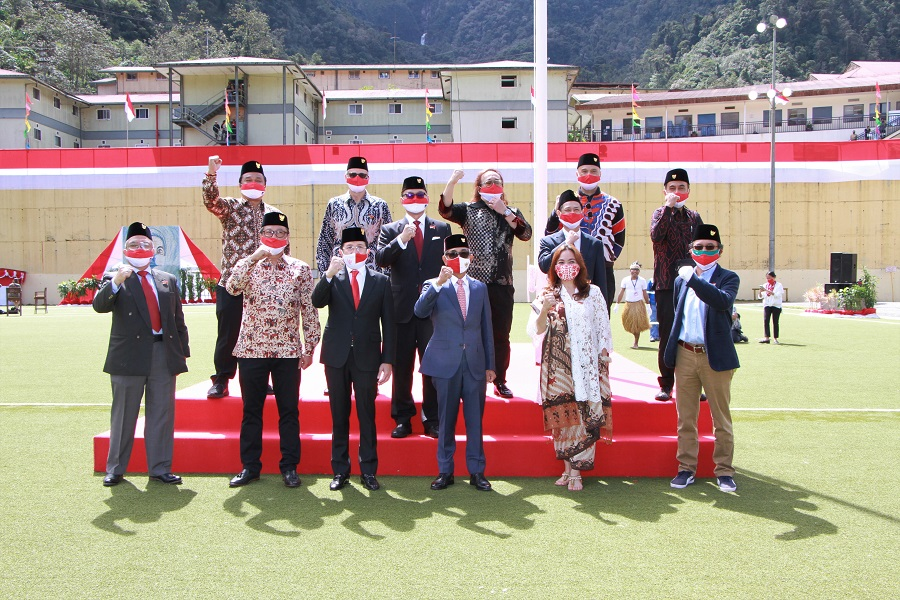PTFI Independence Day Celebration in New Normal