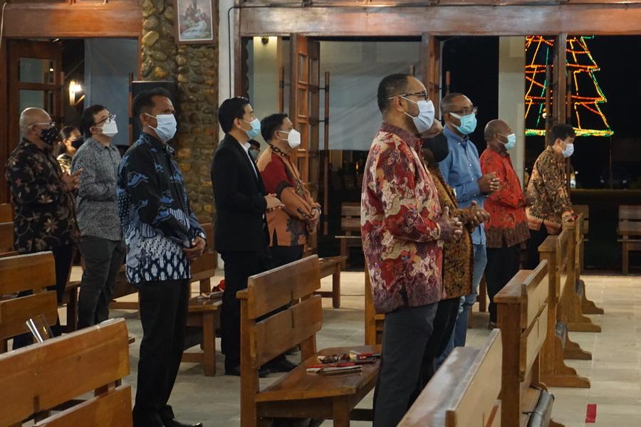 PTFI Christmas Celebration 'Rejoice Safely'