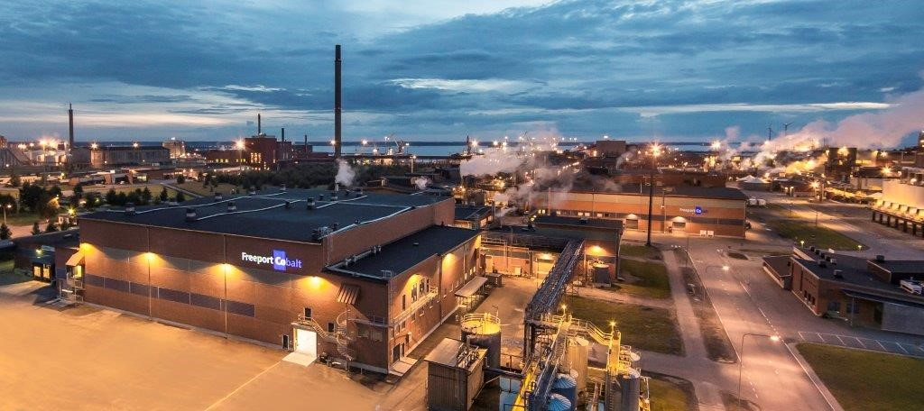 Freeport Cobalt Receives Special Recognition by Responsible Minerals Initiative