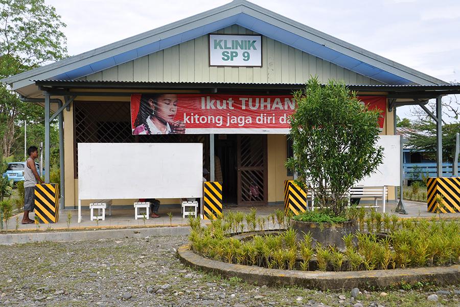 PTFI Handing over Three Clinics to Mimika Government to Aim Enhanced Public Health Service